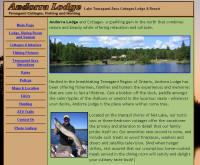 Temagami Fishing lodge